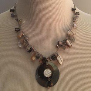 Silpada Shell Necklace